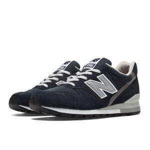 meilleur site web aa371 2bb76 Details about M996NAV New Balance Men's Lifestyle Classics M996 996 Navy  Made in USA