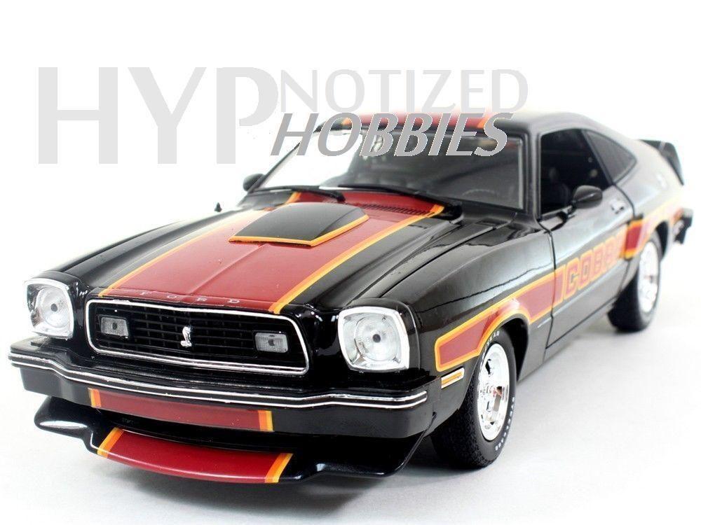 1 18 verdelight  1978 Ford Mustang Cobra II Gt