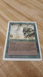 Magic the Gathering MTG Card Force of Nature REVISED NM