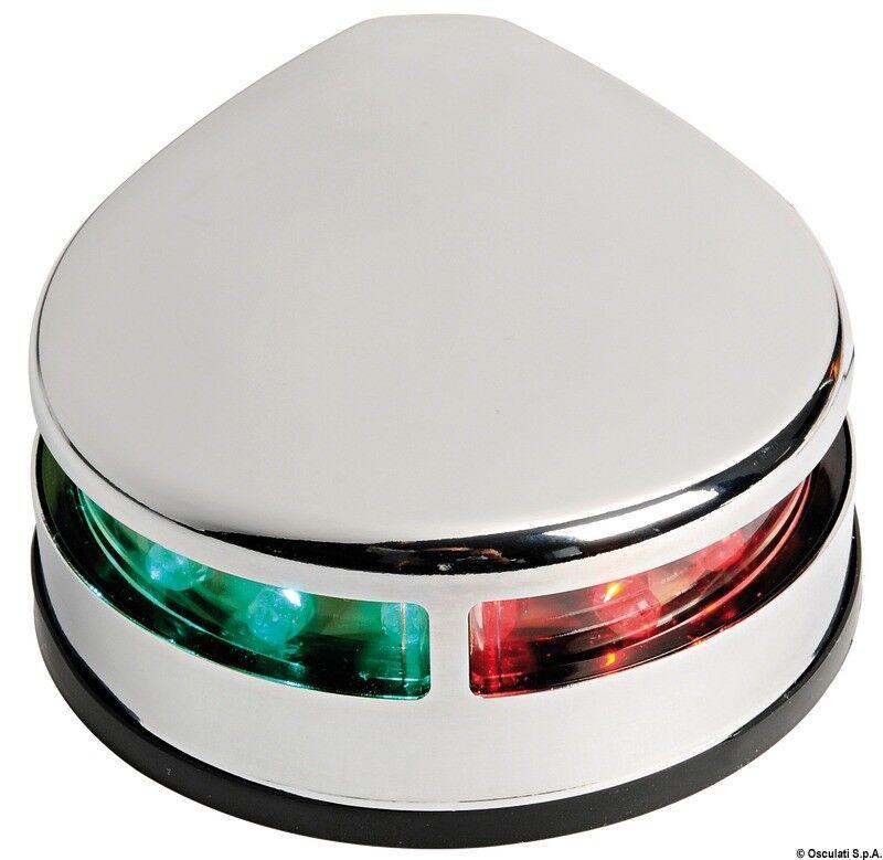 LED Navigationslicht Positionslicht Bodenmontage Lampe Positionslaterne Stiefel
