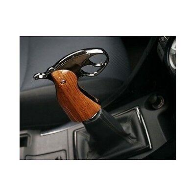 Pistol Gun Shifter Manual Automatic Gear Shift Truck Knob Car Universal Handle !