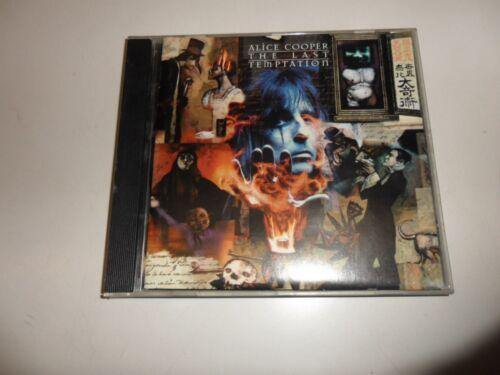 1 von 1 - Cd  The Last Temptation von Alice Cooper (1994)