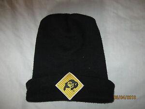 Colorado Buffaloes Beanie Hat Stocking Cap Mens One Size NCAA CU