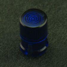 LED Lens 5mm Blue (3 Pack)