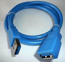 USB 3.0 Kabel Verlängerungskabel 1m Verlängerung Verbindungskabel Delock 82538