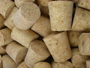wine corks Home, Furniture & DIY 5 x Tapered Cork Bung Stopper Bottle size 11