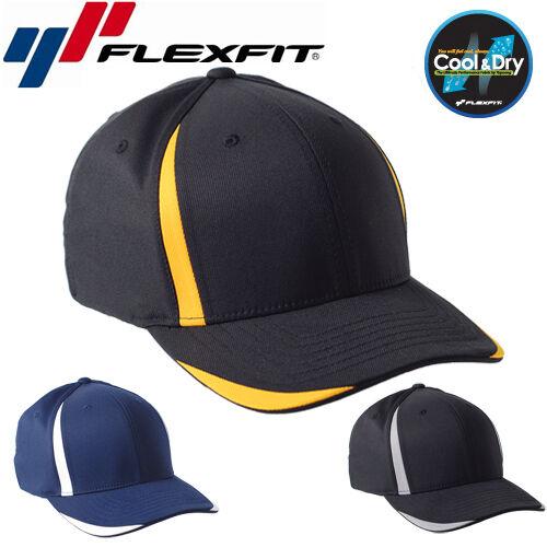 Flexfit cool and dry SPORT CAP schweissabweisend Fitness Jogging Baseball Berretto