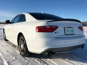 Audi S5 Coupe *2 sets of wheels* 6 speed