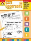 Daily Geography Practice Grade 3: EMC 3712 by Evan-Moor Educational Publishers (Paperback, 2004)