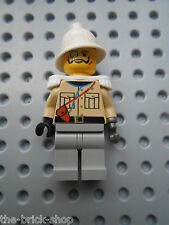 Personnage LEGO Advendurers minifig / Set 5909 5975 5955 2879 5988 5987 5978 ...