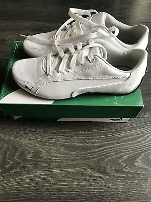 new style speical offer most popular Puma Drift Cat 5 Carbon - 7.5 US Size for Mens - White Shoes Sneakers   eBay