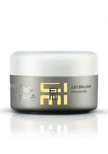 Wella-EIMI-Just-Brilliant-2-5-oz-75ml-lightweight-shine-pomade-prevents-frizz