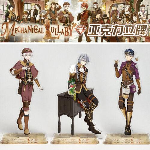 Japan idolish 7 IZUMI IORI RIKU MITSUKI NIKAIDO Acrylic Decal Display Stand Be