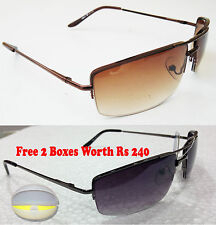 2 Pcs Cooling Spectacles Sunglasses Goggles Sun Glasses Dust Protection