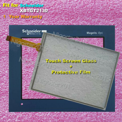 for Schneider XBTGT2130 Touch Screen Glass Protective Film One Year Warranty