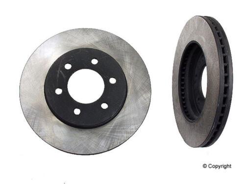 Disc Brake Rotor-Original Performance Front WD EXPRESS 405 18106 501