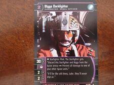 Star Wars TCG ANH FOIL Obi-Wan/'s Task 34//180