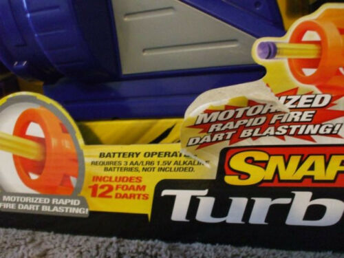 Buzz bee snap on turbo 12 mousse dart pistolet ** GREATGIFT **