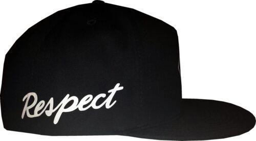 Kings Of NY Loyalty x Respect New York NYC Logo Snapback Black Grey One Size