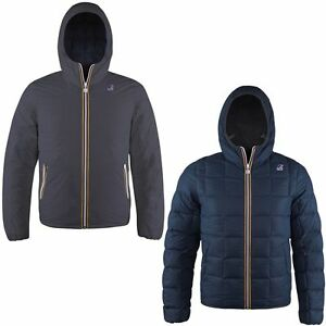 Jacques 360 K Antracite 2016 Kway navy K001k40 way € Winter Double Thermo Plus Zw0q0C5