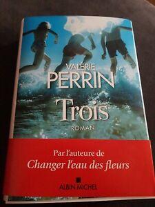 Valérie Perrin / Trois / Livre Neuf