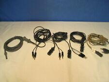 Lot Of Laparoscopic Instruments Bipolar Cables Endoscopy Qty 5