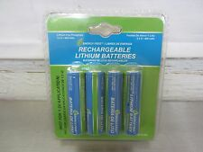 Westinghouse AA ReChargeable Batteries 400 mAh 3.2V Lithium