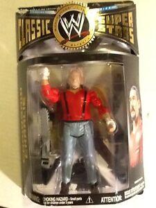 CHAINSAW-CHARLIE-TERRY-FUNK-WWE-Jakks-Classic-Superstars-2008-Series-22