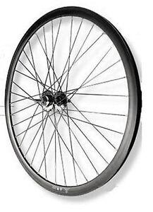 Roue-arriere-FIXIE-Noir-velo-piste-GIPIEMME-bike-wheel-FLIP-FLOP-fixed-NEUF-NOS