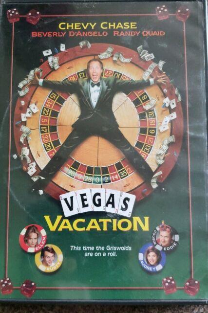 Randy Quaid Chevy Chase Vegas Vacation 1997 Stock Photo: Vegas Vacation DVD