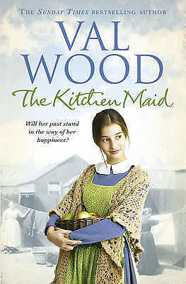 1 of 1 - The Kitchen Maid by Val Wood (Paperback, 2016)