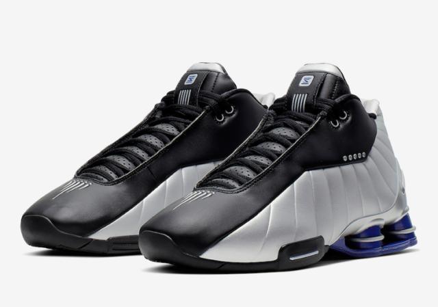 Nike Shox Bb4 Mens At7843-001