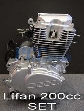 LIFAN 200CC 5 SPEED ENGINE MOTOR CDI MOTORCYCLE BIKE ATV GO KART V EN25-SET