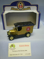 OXFORD DIE-CAST METAL REPLICA Ref: ROY016/A - LIMITED EDITION - WITH BOX