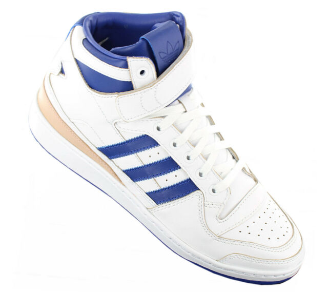 the best attitude 052ef d19e7 NEW adidas Originals Forum Mid (Wrap) Bounce BY4412 Men´s Shoes Trainers  Sneaker