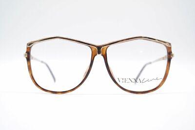 Energisch Vintage Viennaline 1518 10 57[]11 130 Braun Gold Oval Brille Eyeglasses Nos Festsetzung Der Preise Nach ProduktqualitäT