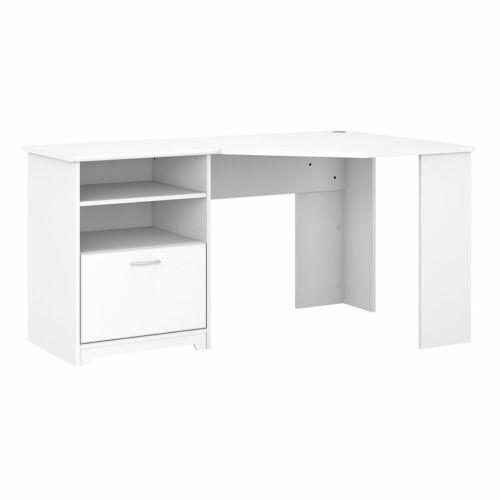 Bush Furniture Cabot 60w Corner Desk In, Bush Furniture Corner Desk