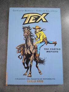 TEX CONTRO MEFISTO - I CLASSICI DEL FUMETTO SERIE ORO n° 2