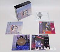 Shingetsu / JAPAN Mini LP CD x 4 titles + PROMO CD + PROMO BOX Set!!