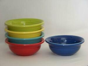 Fiesta-FRUIT-SALSA-BOWL-Choice-of-Colors-Discontinued-amp-Current-Colors