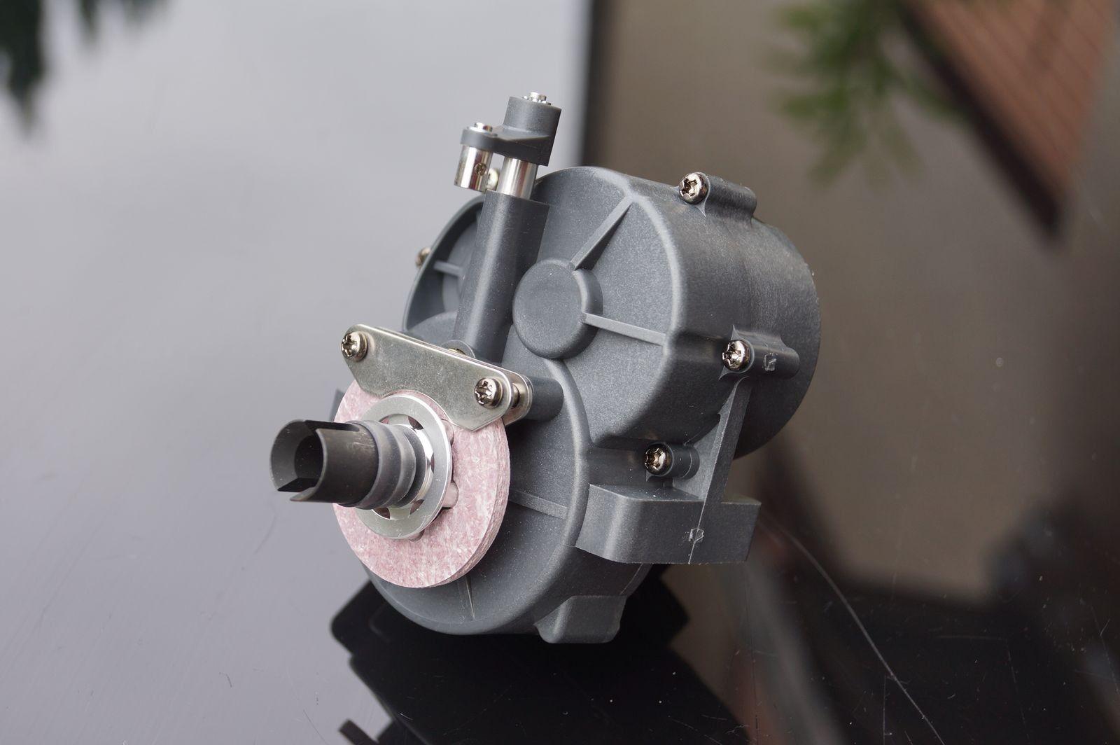 Tamiya 8084097  Getriebe komplett  TNX  TGM03  neu  ovp  sehr selten