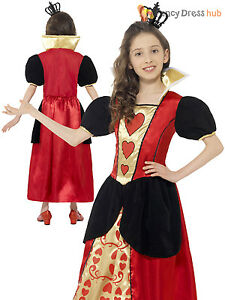 image is loading girl queen of hearts costume child kids fancy