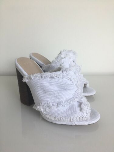 Heeled Taglia 5 White Asos Knitted Mules Twilights zqHZPH