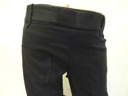 Black /& Beige Sizes 8-16 Womens Ladies New Terminal One Cool Linen Trousers