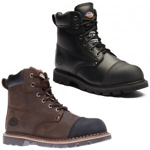 Dickies-Crawford-Safety-Boots-Mens-Work-Steel-Toe-Cap-Midsole-Goodyear-Welted