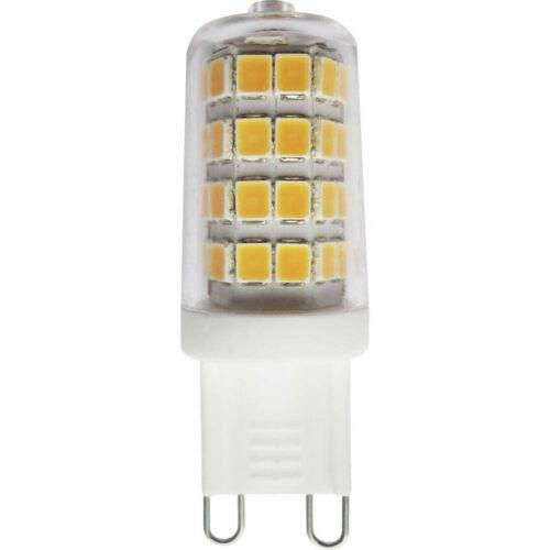 Muellerlicht LED Stiftsockellampe  G9  3W=28W Leuchtmittel 300lm 2700K warmweiß