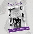 Deep Purple The Now What Live Tapes 2013 180g Vinyl 2lp