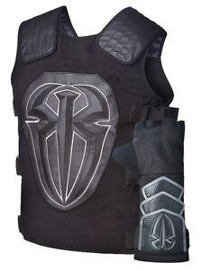 Roman Reigns Tactical Replica Vest Superman Punch Glove