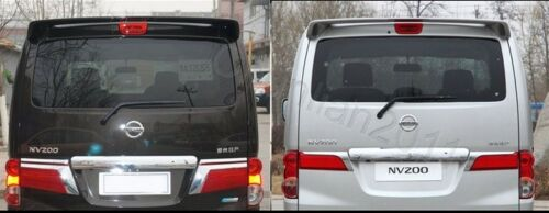 Factory Style Spoiler Wing ABS for 2009-2018 Nissan NV200 PU