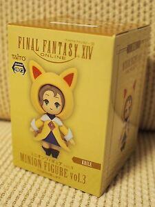 Final Fantasy XIV KRILE Minion Figure vol 3 FF TAITO Prize